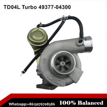 TD04L Turbo 49377-04300 turbocharger for Subaru Forester XT Impreza WRX Baja