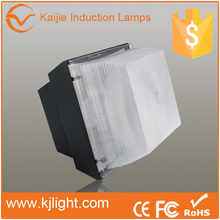 Square indoor induction lamps plastic ceiling light covers For Trade Assurance