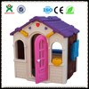 kids plastic playhouse/indoor playhouses for girls(QX-158D)