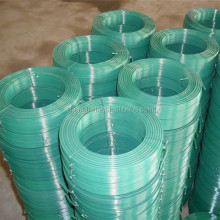 0.5-5 kg pvc coated airtight row iron wire