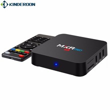 MXR Pro RK3328 Quad Core Smart Android TV Box Support SD Card 4K*2K Media Player