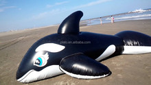 Attractive Good Design Giant Inflatable Killer Whale,Inflatable Fish for Outdoor Display