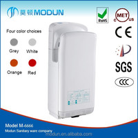 New style hand Dryer with two Motors (M-6666),2014 best sale handdryer