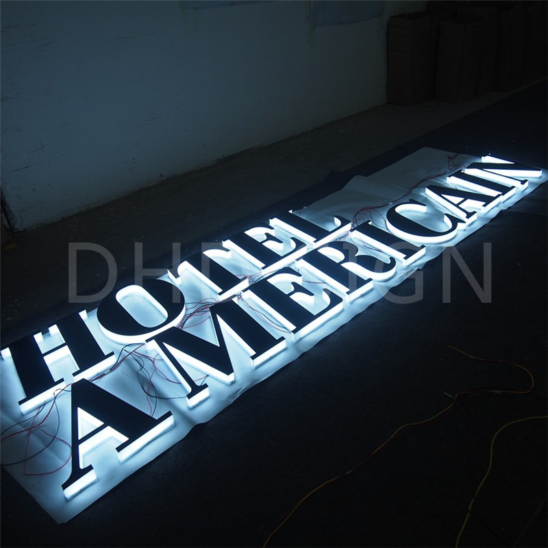 high quality led light bases for acrylic made in China