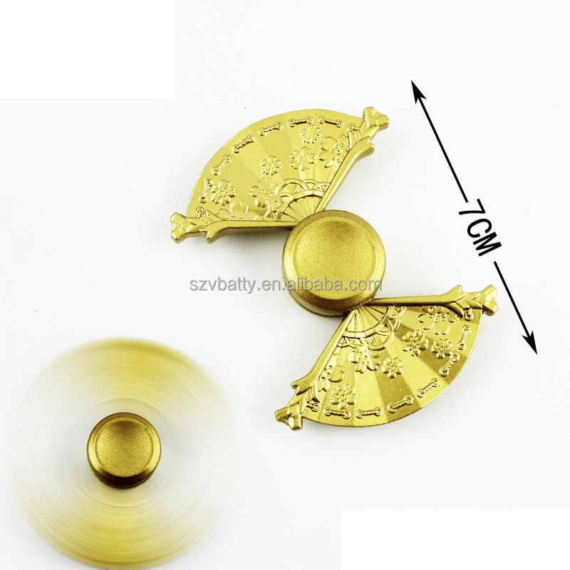 Magic Fidget Puzzle fan Style Hand Spinner Anti-anxiety Adult Stress Relief Toy