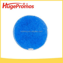 Promotional Round Gel Beads Hot Pack Colorful Hand Warmers