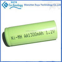 aa rechargeable battery / 1.2 NI-MH battery 1300mAh (customized)