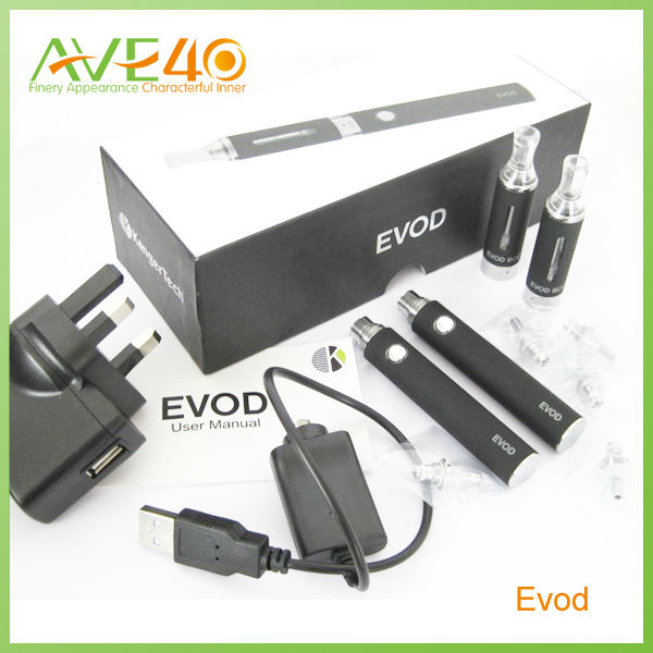 Shenzhen Best wholesale evod kit evod starter kit with evod portable dry herb vaporizer