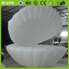 Attractive hot-selling cheap made in China inflatable shell modle