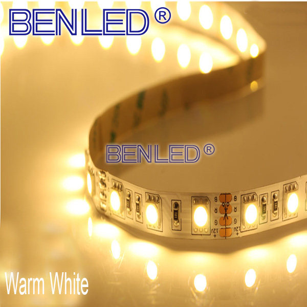 Best Type Of Bright Aluminum Profile LED Strip 5050 200 LED/<strong>M</strong> With GS CSA