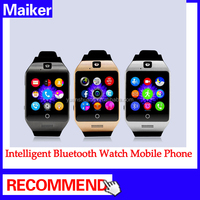Latest Intelligent Bluebooth Q18s Wrist Watch Mobile Phone Hot Sale Multiple Selection of Smart Watch