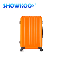 Fancy Lightweight Large 4 Wheel Suitcase youth luggage for girls