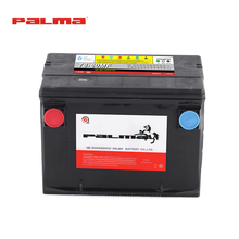Best Price High Quality Jis Sealed Maintenance Free Ns60 Jis Car Battery+12v60ah Automobile Battery