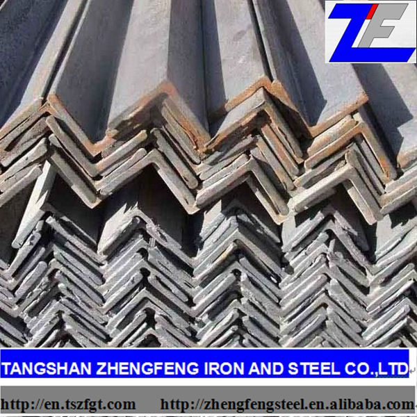 carbon steel angle iron for building structure