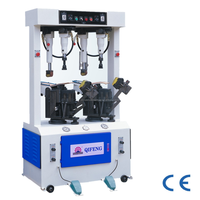 QF - 902 Heavy duty walled sole attaching machine with CE & ISO shoe making machine