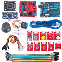 Graphical Programming Zero-based Science Learning Kit for Arduino for Kids Child