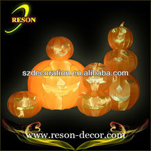 Halloween pumpkin decorations led light pumpkin