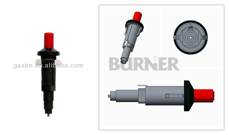 winter heater ignition switch gas spark igniter