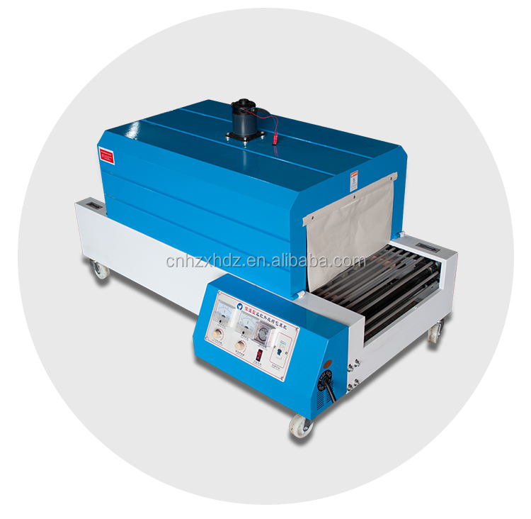BS-200/300/400/450L Small Shrink wrapping machine