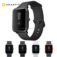 "English Version HUAMI Amazfit Smart Watch Youth Edition Bip BIT PACE Lite 32g ultra-light Screen 1.28"" Waterproof GPS Compass"