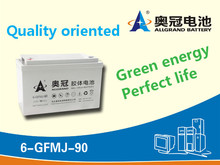 Honesty neata 12V90Ah long life lead acid manufacturer AGM GEL ups solar battery