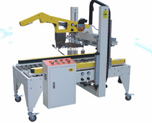 Semi-automatic chest sealing machine