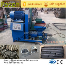 good price charcoal making machine plant / charcoal briquette making machine