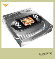 64 bit 3.0inches HD screen +high quality+10000 classic game handheld game player with MP5 game player