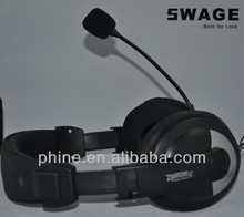 PH-301B distributors 3.mm plug stereo fashion and colour headphone and earphone with micphone from china BT head phone