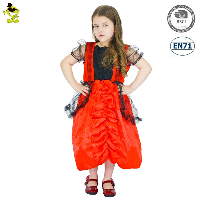Wholesale Kids Princess Dress Girls Fancy Dress For Party Costumes