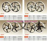 Motorcycle alloy wheel,Motorcycle aluminium wheels,wheel rim,parts for 150cc,200cc,250cc cargo tricycle,three wheeler motorcycle