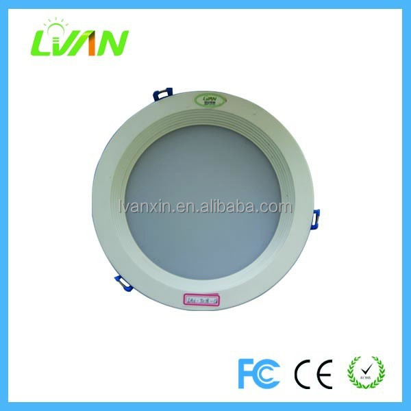 Latest Products In Market Hot Sale Warm White Round New Led Downlight