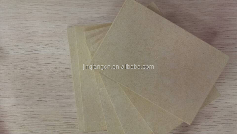 4' x 8' yellow color engineering fiber cement board