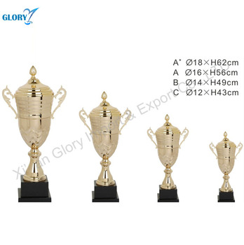 Big Bowl Sport Trophy Cup Metal Trophies