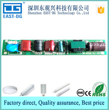 K2322 3w 5w 12w 15w 18w 20w AC85-265V 260ma cc led tube power driver from china electronic manufacturer 3 years warranty CE EMC
