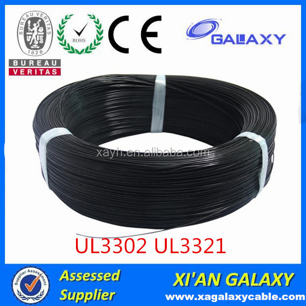 Factory price VW-1 XLPE Wire 14AWG 14 AWG 14 Gauge UL 3321 electric wire