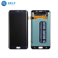 Hot sale mobile phone lcd display touch screen for samsung galaxy s6 edge plus