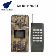 Remote contorl hunting bird sound mp3 h780r