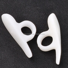 Silicone Material Bunion Toe Separator / Gel Toe Separators / Toe Nail Buffer Toe Separator