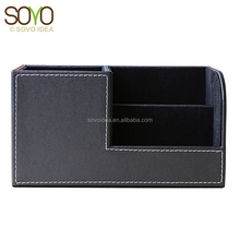 Handmade PU Leather Office Stationery
