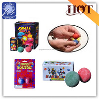 New color assorted smoke ball,factory direct fireworks colorful smoke hand blaster festival balls firework