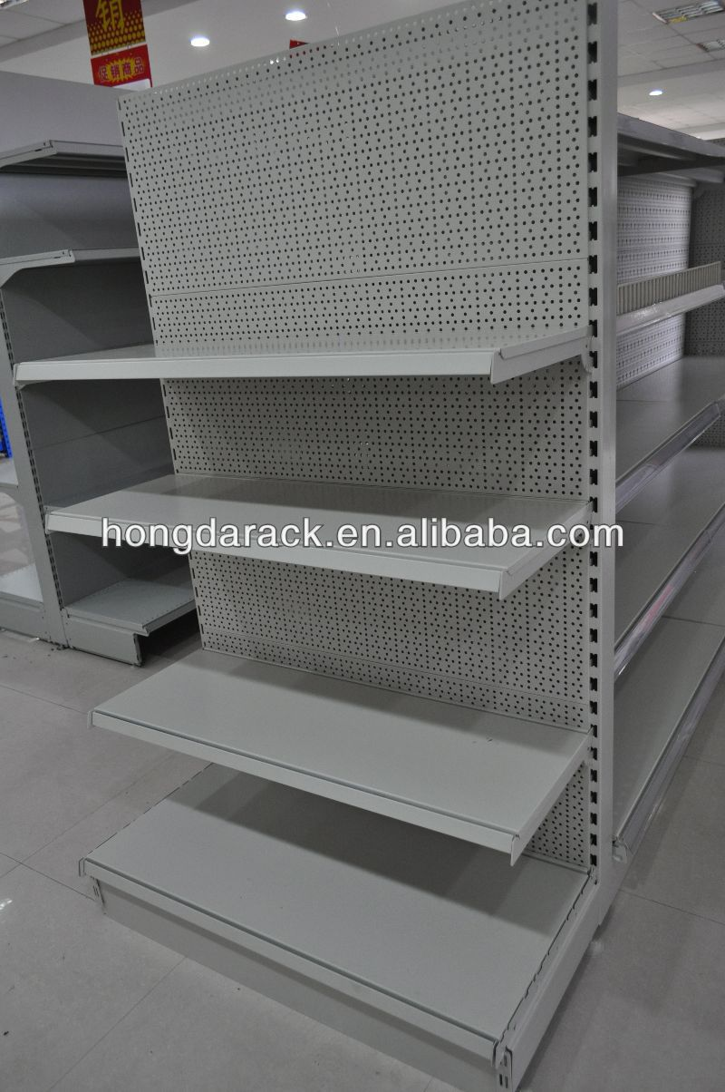Good quality wall mount shoe display shelf, top Hot!