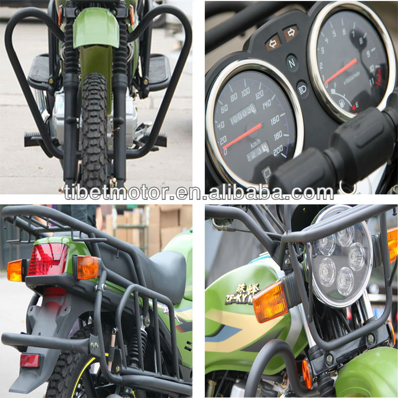 2013 china best 200cc air cooled cheap motocross ZF200-3C (XVI)