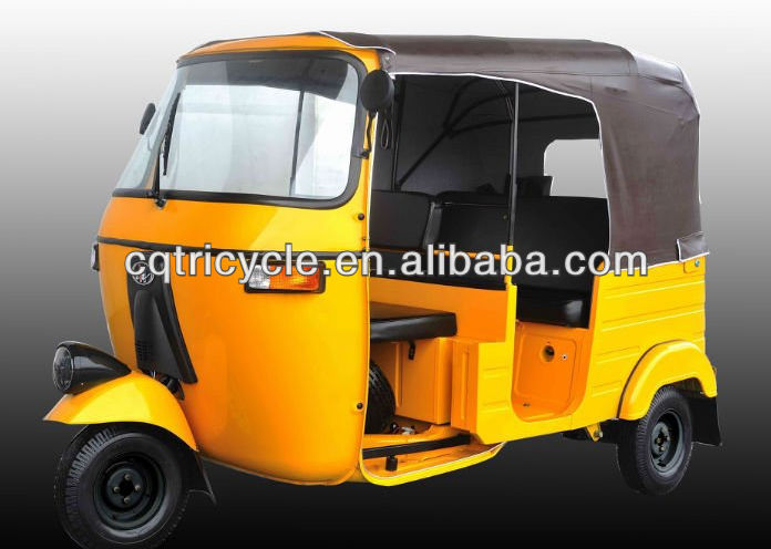 bajaj three wheeler auto rickshaw passenger mototcycle tricycle
