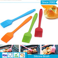 hot sale online bbq silicone oil and pastry versatile small stainless steel kitchen brush