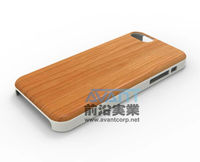 Real Wood Smart Phone Cover For iPhone5C