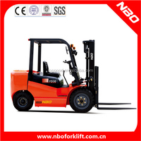 2.5 ton forklift with Isuzu C240 engine, fork lift truck