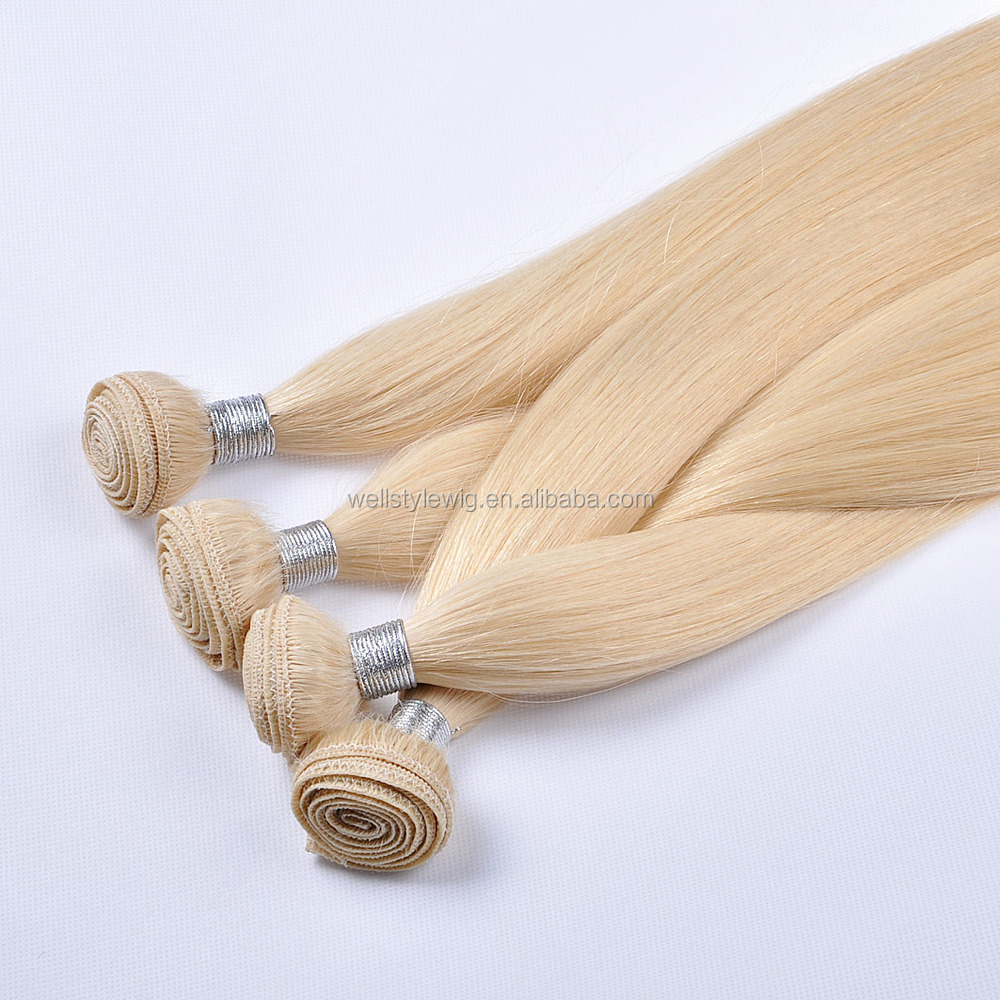 factory price 6A grade unprocessed virgin remy Malaysian human hair extension