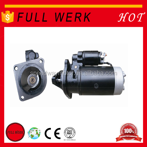 Engine Parts starter motor for jinma tractor M1T71381/71388