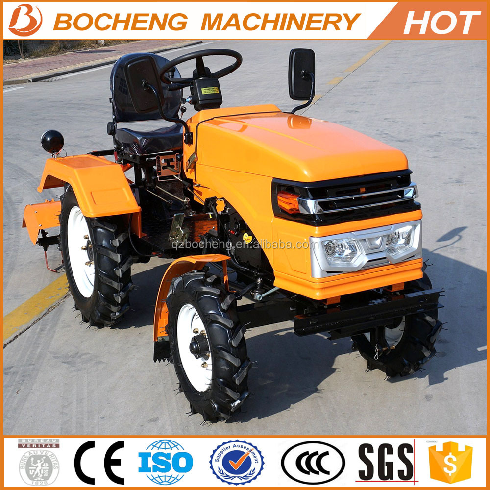 Hot sale!!! 12hp New type best small mini tractor price